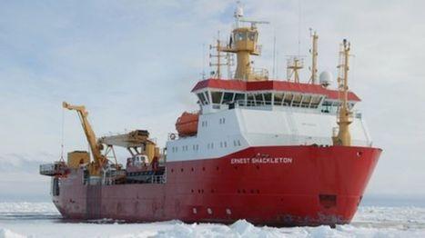 UK-funded ice breaker in 'elite' Arctic tourism row - BBC News | The Arctic Circle | Scoop.it