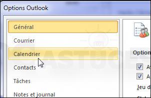 Afficher le numéro des semaines dans le calendrier - Outlook 2010 | Time to Learn | Scoop.it