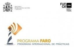 Programa FARO: 600 prácticas en Europa, Estados Unidos, Canadá, Asia y Oceanía | Buscadores de empleo | Scoop.it