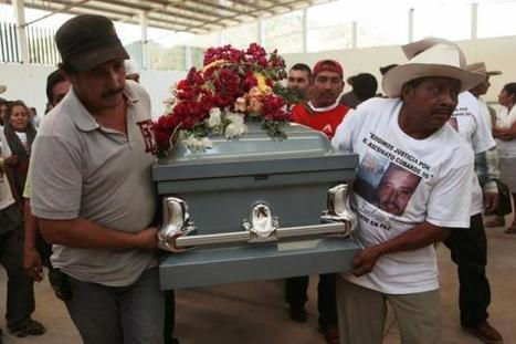 Parents of Mexican farm worker killed by police file wrongful death suit | Holocaust Resistance Movements | Scoop.it