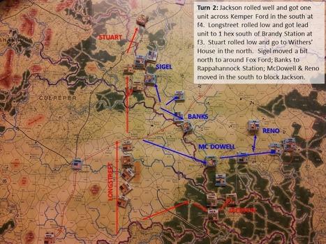 STRATEGIKON •  [CR en Anglais] STONEWALL JACKSON'S WAY II | Wargamegeek | Scoop.it