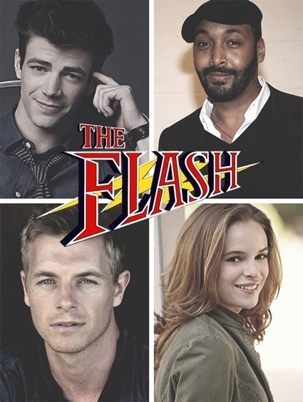 ALL HAIL BARRY ALLEN   CW's The Flash   Scoop.it