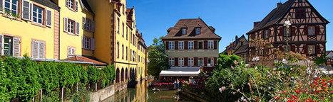 Découvrez l'irrésistible ville de Colmar, en Alsace- MétéoCity | Info-Tourisme | Scoop.it