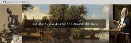 Clic France / La National Gallery of Art lance NGA Online Editions, un nouvel outil interactif d'exploration de sa collection | De la culture au numérique | Scoop.it