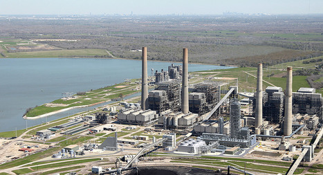 New Carbon Capture Plant Will Use Coal Exhaust to Get Oil From the Ground | Sustainable Futures | Scoop.it
