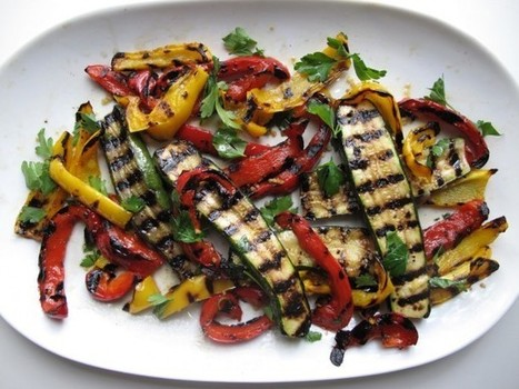Grilled Vegetables | Essential Oils Recipe | Scoop.it