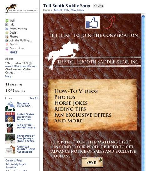 9 Facebook Marketing Success Stories You Should Model | Social Media Examiner | Social Media Headlines | Scoop.it