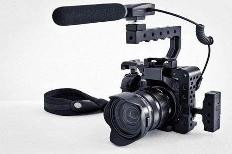 A Motionnine Cage Saved My Panasonic GH4 & My Moviemaking Career | Filmbelize | Scoop.it