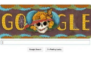 Google festeja el Día de Muertos | DIA DE MUERTOS | Scoop.it