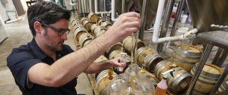 Richmond Brewery Taps a 300-Year-Old Beer Recipe | Teaching English as a Second Language | Scoop.it
