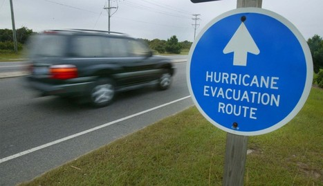 People in the Outer Banks Should Seriously Consider Evacuating Today | Hurricanes | Scoop.it