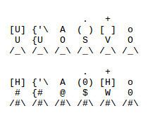 TYPO Gallery | ASCII Art | Scoop.it
