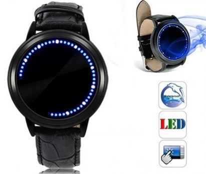 Buy Touchscreen Watch with LED Dots - Best Deal Online | Best Deal on Gadgets & Electronics | Scoop.it