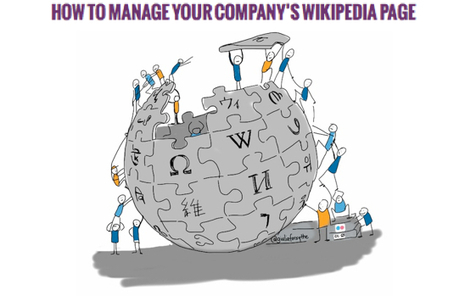 The Marketing Power of Wikipedia: 8 Tips for PR Pros   B2B Marketing, Strategy & Business   Scoop.it