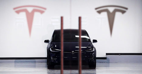 Tesla Responds to Chinese Hack With a Major Security Upgrade | dataInnovation | Scoop.it