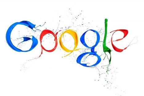 Happy Birthday Google ! - Blog du Dimanche | Geek & Games | Scoop.it