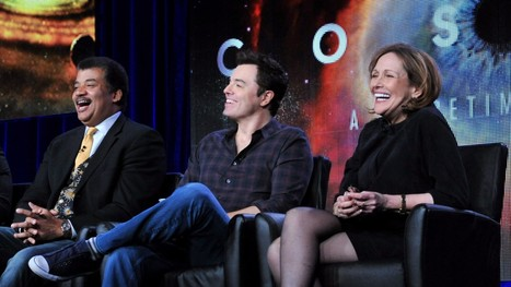 How Fox, Seth MacFarlane and Neil deGrasse Tyson Are Making Science Cool - Forbes | CLOVER ENTERPRISES ''THE ENTERTAINMENT OF CHOICE'' | Scoop.it