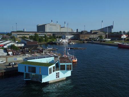 Et si les conteneurs flottants étaient le futur du logement étudiant | QUIGP | Scoop.it