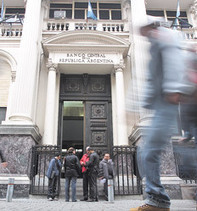 Página/12 :: Economía :: Llegan refuerzos para las reservas del Central | Economía | Scoop.it
