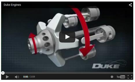 Cómo funciona un motor axial de combustión | tecno4 | Scoop.it