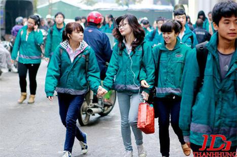 Những mẫu áo lớp đẹp nhất cho nam và nữ | Hãng Đồng phục Thành Hưng IDI | Scoop.it
