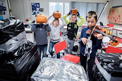 Espoolaiskoulu toi opsin arkeen ja päästi oppilaat loistamaan | Koulumaailma | Scoop.it
