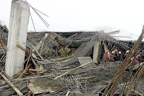 Two Indonesian workers crushed to death at JB site | Occupational Safety and Health | Scoop.it