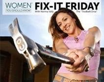 """Women You Should Know Builds Online Home Improvement Series with the """"Toolbelt Diva"""" Norma Vally   All About Woods and Floors   Scoop.it"""