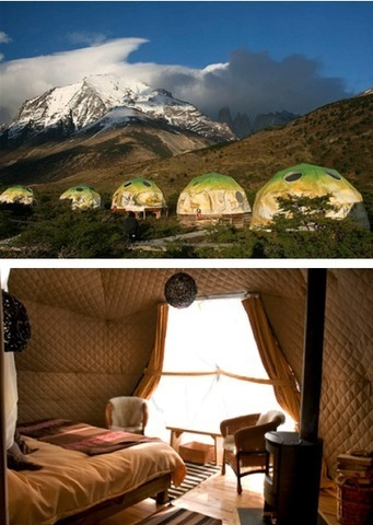 » Du camping au glamping, l'hébergement de plein air se diversifie | marketing touristique | Scoop.it