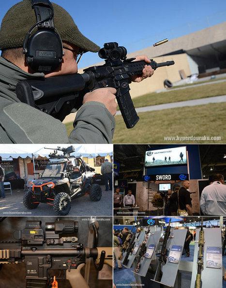 Hyperdouraku SHOT Show 2014 Report | Popular Airsoft | Airsoft Showoffs | Scoop.it