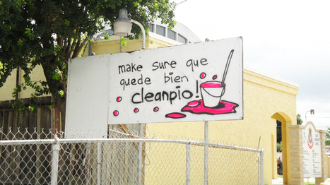 The 15 Most Hilarious Spanglish Words | Spanish in the United States | Scoop.it