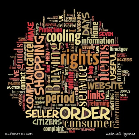 Consumer Rights - Shopping Online | English Listening Lessons | Scoop.it