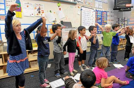 Dual-immersion language program a big hit in Redondo Beach elementary school - Daily Breeze | Implementing World Languages in Elementary Classrooms | Scoop.it