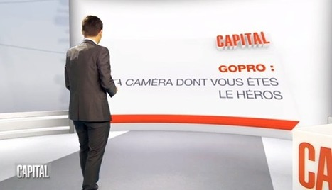 Tout savoir sur le phénomène GoPro : reportage diffusé sur Capital ! | GO PRO | Scoop.it