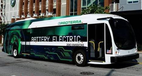 "Electric bus made by ex-Tesla employee drives 258 miles on a single charge | ""green business"" 