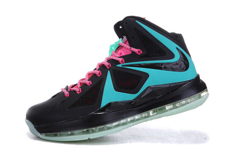 James 10 Glow In The Dark/Lebron James Glowing Shoes Nike | Custom Cartoon Dunks | Scoop.it