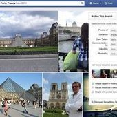 Facebook commence à déployer à grande échelle Graph Search, son nouvel outil de recherche | Veille et Intelligence Economique | Scoop.it