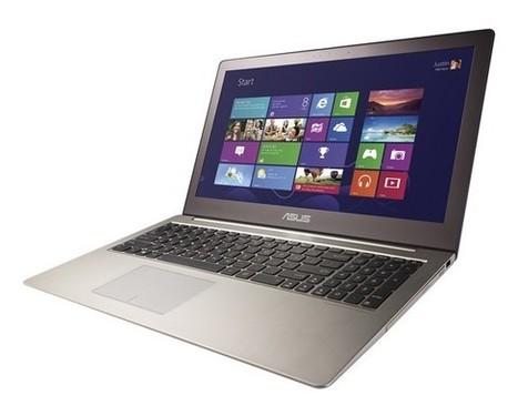 ASUS Expands Its Zenbook Line Of Ultrabooks.. 14- and 15-inch models | Mobile IT | Scoop.it