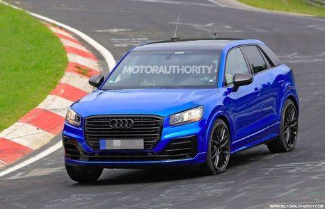 Audi SQ2 2017 : dans les starting blocks | MonAutoNews | Scoop.it
