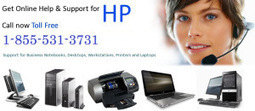 How does HP tech support help you in managing your HP product issues? | TECHNICAL SUPPORT | Scoop.it