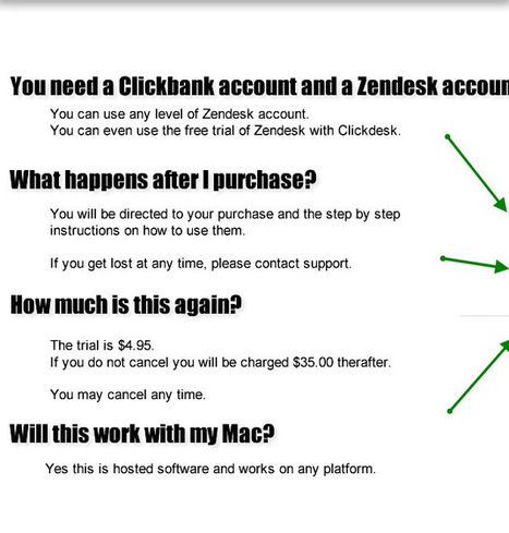 Clickdesk Customer Support System | clickbank | Scoop.it
