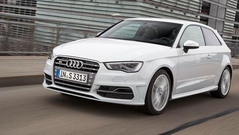 L'Audi S3 rejoint l'élite des compactes.   Auto , mécaniques et sport automobiles   Scoop.it
