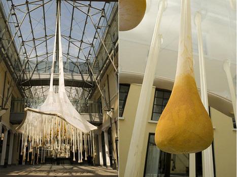 Ernesto Neto: installation   Art Installations, Sculpture, Contemporary Art   Scoop.it