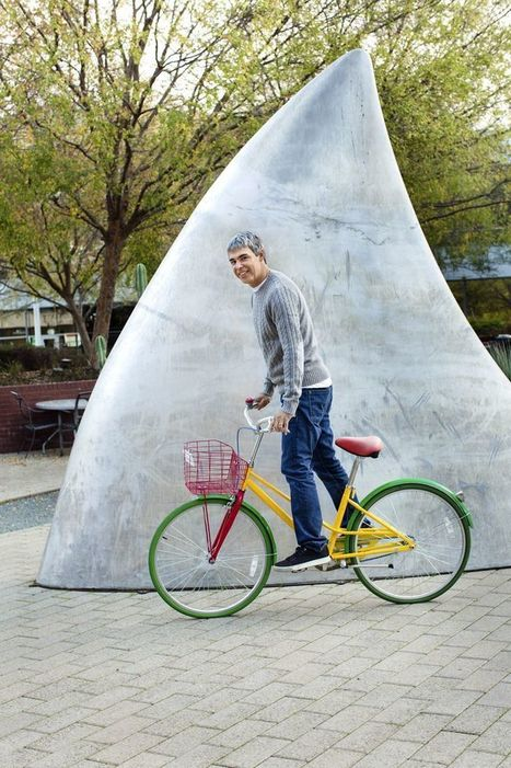 Google's Larry Page: The most ambitious CEO in theuniverse | Welcome to a new business world | Scoop.it