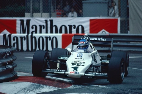 Williams FW08C To Star In Live Action Arena At AutosportInternational | Motorcycle Industry News | Scoop.it