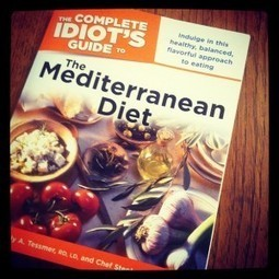 Book Review: The Complete Idiot's Guide to the Mediterranean Diet | Annie Haven | Haven Brand | Scoop.it