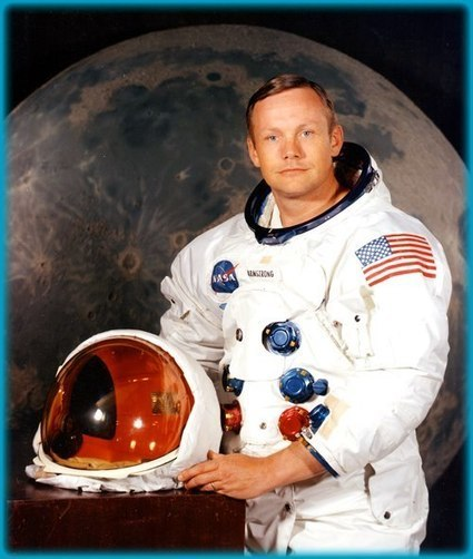 Neil Armstrong, First Man to Walk on the Moon, Dead at 82 | Alternative Health News | Scoop.it