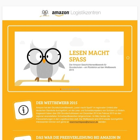 Amazon verstößt gegen Schulgesetz | Book Bestseller | Scoop.it