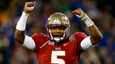 Florida State QB Jameis Winston wins Heisman Trophy - FOXSports.com   Sports Ethics: Harrison, J   Scoop.it
