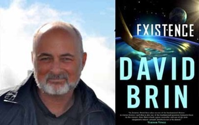 Interview with Hugo Award-winning 'Existence' sci-fi author David Brin | Interviews with David Brin | Scoop.it